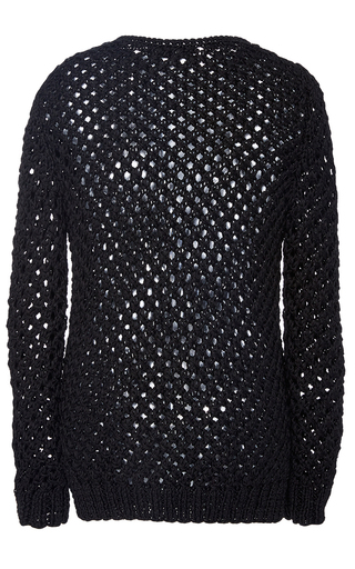 Ethan Hand Knit Sweater by NELLIE PARTOW for Preorder on Moda Operandi