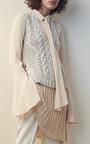 Dean Rib Knit Dress by NELLIE PARTOW for Preorder on Moda Operandi