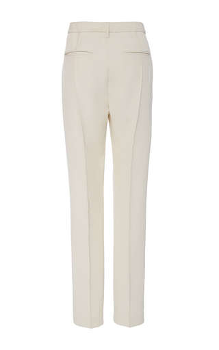 Oki Straight Leg Trousers by NELLIE PARTOW for Preorder on Moda Operandi