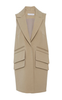 Sleeveless Wade Vest by NELLIE PARTOW for Preorder on Moda Operandi