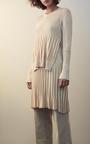 Dean V Neck Sweater by NELLIE PARTOW for Preorder on Moda Operandi