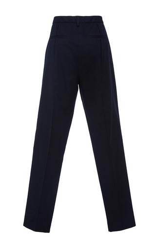 Oki Straight Leg Trousers by NELLIE PARTOW for Preorder on Moda Operandi