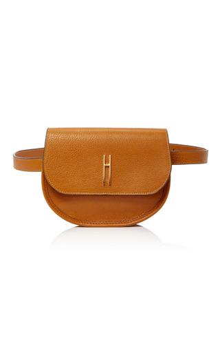 Medium hayward brown leather benny belt bag 2