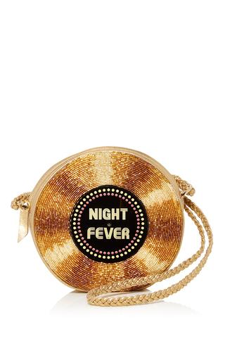 Medium sarah s bag gold surround night fever crossbody