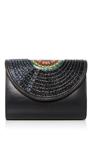 Medium sarah s bag black typic one love clutch