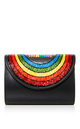 Medium sarah s bag multi typic imagine clutch