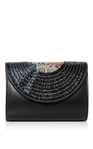 Medium sarah s bag black typic let s dance clutch