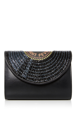 Medium sarah s bag black typic night fever clutch