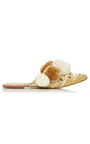 Gold Iris Slide by FIGUE for Preorder on Moda Operandi