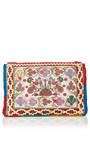 Soma Zip Pouch by FIGUE for Preorder on Moda Operandi