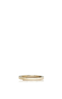 Love Ny Fringe Ring In Yellow Gold by JACK VARTANIAN for Preorder on Moda Operandi