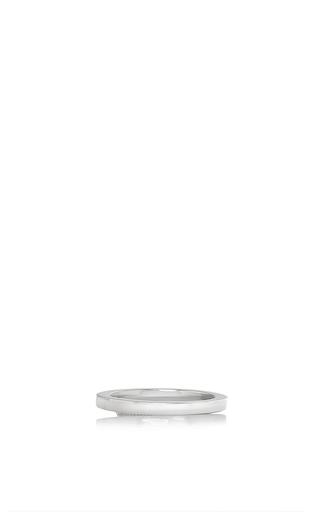 Love Ny Diamond Fringe R Ing In White Gold With Diamonds by JACK VARTANIAN for Preorder on Moda Operandi