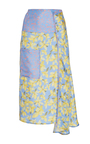 Rosehip Floral Wrap Skirt by SAKS POTTS for Preorder on Moda Operandi