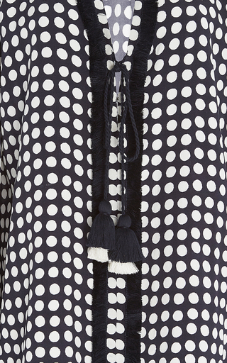 Printed Tula Top by FIGUE for Preorder on Moda Operandi