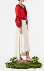 Embroidered Rebecca Blouse by FIGUE for Preorder on Moda Operandi
