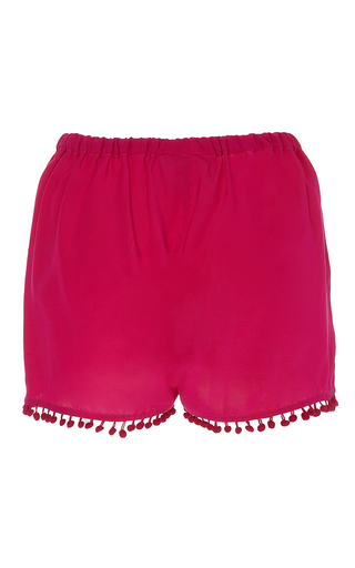 Maja Tassel Shorts by FIGUE for Preorder on Moda Operandi