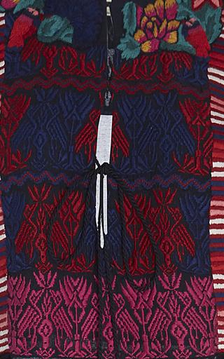 Embroidered Josefina Kaftan by FIGUE for Preorder on Moda Operandi