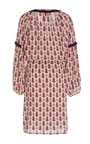 Printed Tula Dress by FIGUE for Preorder on Moda Operandi