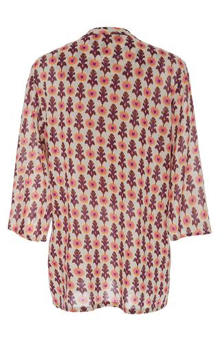 Printed Jasmine Tunic by FIGUE for Preorder on Moda Operandi