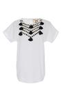 Ludivine Tassel Top by FIGUE for Preorder on Moda Operandi