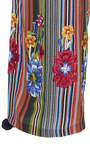 Embroidered Stripe Goa Pant by FIGUE for Preorder on Moda Operandi