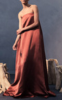 Strapless Gown  by HENSELY for Preorder on Moda Operandi