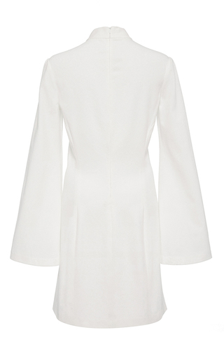 Micro Flair Dress  by HENSELY for Preorder on Moda Operandi
