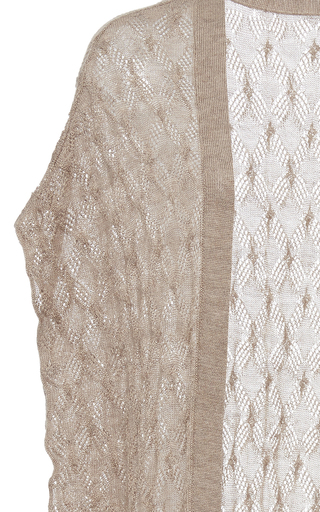 Shawl Sweater  by HENSELY for Preorder on Moda Operandi