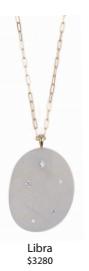 Medium cvc stones light grey libra grey