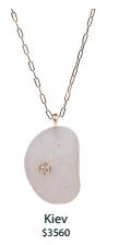 Medium cvc stones white kiev