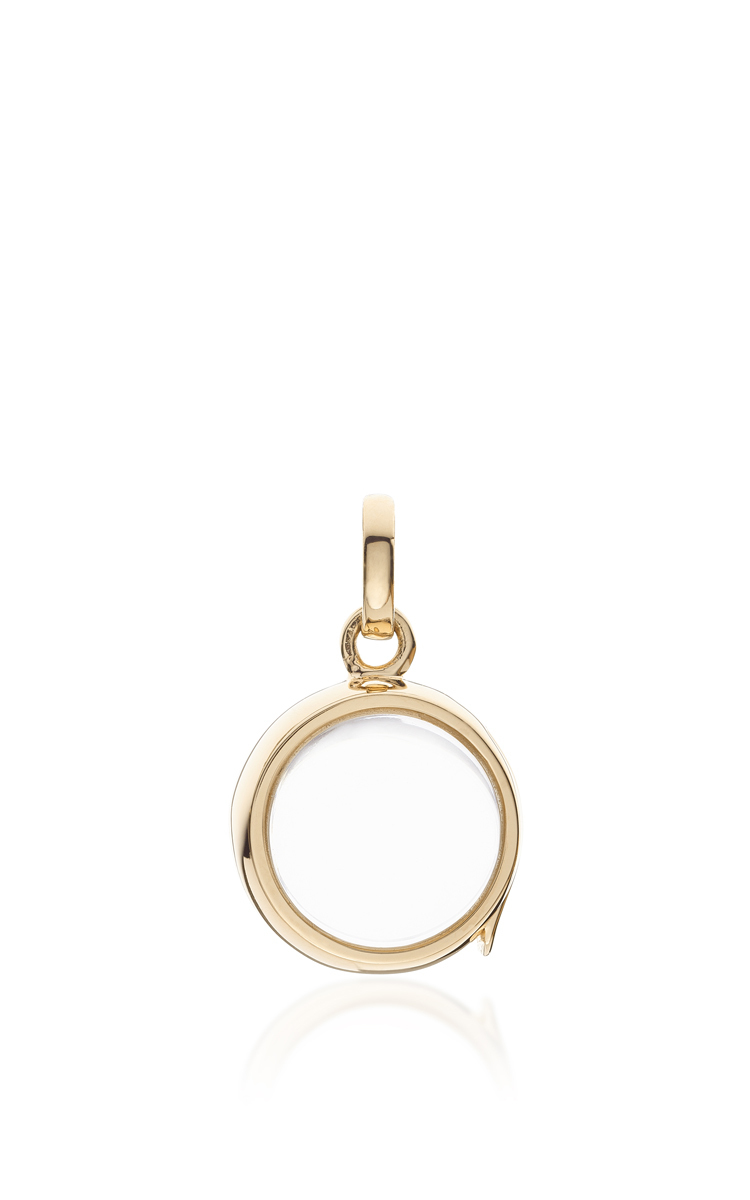 Loquet London small round locket MAESO