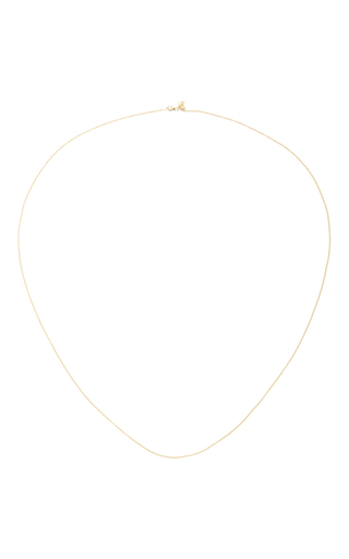 Medium loquet london gold 32 inch yellow gold chain