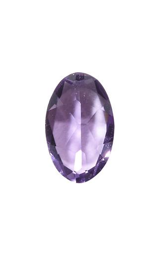 Medium loquet london purple amethyst charm
