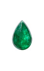 Emerald Charm by LOQUET LONDON for Preorder on Moda Operandi