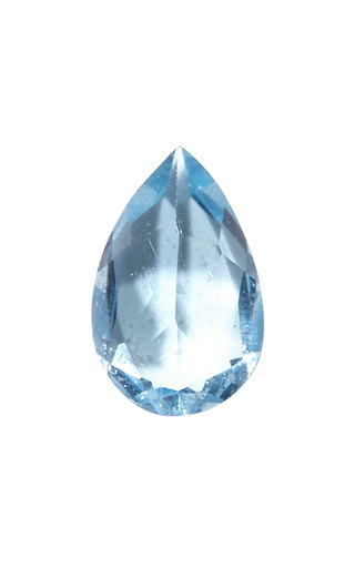 Medium loquet london blue aquamarine charm