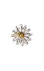 18 K Gold Love Daisy Charm by LOQUET LONDON for Preorder on Moda Operandi