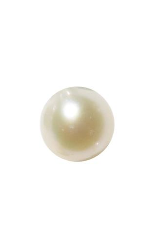 Medium loquet london white pearl charm