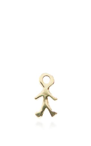 Medium loquet london gold boy charm