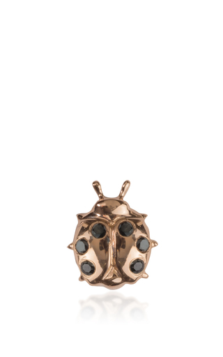 Ladybird Charm by LOQUET LONDON for Preorder on Moda Operandi