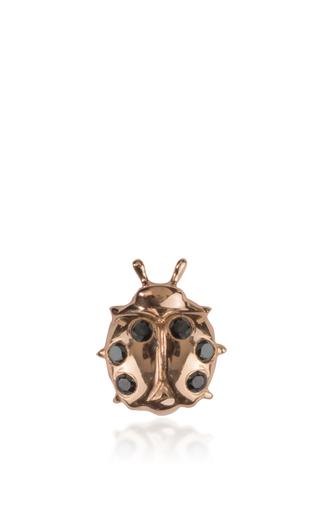 Medium loquet london rose gold ladybird charm