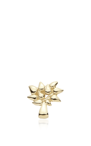 Medium loquet london gold tree charm