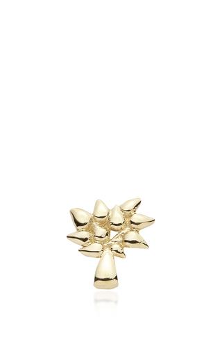 Medium loquet london gold tree charm