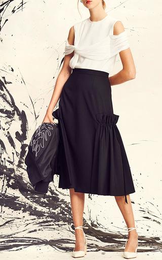 Twisted Rib Top by ADEAM for Preorder on Moda Operandi