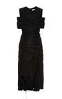 Drawstring Sumie Dress by ADEAM for Preorder on Moda Operandi