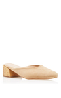 Leblon Mule by MARI GIUDICELLI for Preorder on Moda Operandi