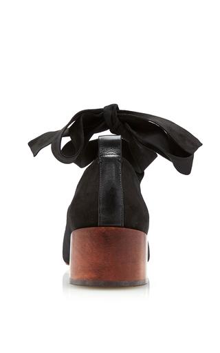 Pina Ballerina Pump by MARI GIUDICELLI for Preorder on Moda Operandi