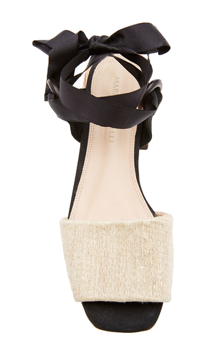 Canna Sandal by MARI GIUDICELLI for Preorder on Moda Operandi