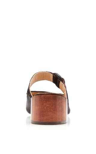 Cambu Sandal by MARI GIUDICELLI for Preorder on Moda Operandi