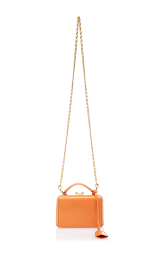 Brush Off Grace Mini Box Bag by MARK CROSS for Preorder on Moda Operandi