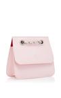 Pebble Grain Francis Chain Mini Flap Bag by MARK CROSS for Preorder on Moda Operandi